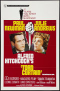 """Movie Posters:Hitchcock, Torn Curtain (Universal, 1966). One Sheet (27"""" X 41""""). Hitchcock.. ..."""