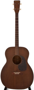Musical Instruments:Acoustic Guitars, 1963 Martin 0-15T Natural Acoustic Tenor Guitar, #190047....