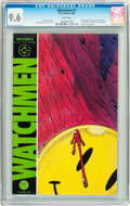 Modern Age (1980-Present):Superhero, Watchmen #1 (DC, 1986) CGC NM+ 9.6 White pages....