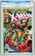 Modern Age (1980-Present):Superhero, X-Men #129 (Marvel, 1980) CGC NM+ 9.6 Off-white to white pages....
