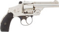 Military & Patriotic:Indian Wars, Smith & Wesson .38 Safety Fourth Model Double Action Revolver#165302....
