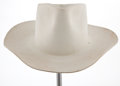 Movie/TV Memorabilia:Costumes, A White Nudie's Cowboy Hat, 1970s....