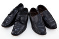 Movie/TV Memorabilia:Memorabilia, Two Pairs of Dress Shoes, 1960s-1970s.... (Total: 2 )