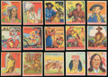 "Non-Sport Cards:Sets, 1933-40 Goudey ""Indian Gum"" Collection (47). ..."