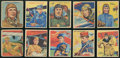 "Non-Sport Cards:Sets, 1933-34 National Chicle ""Sky Birds"" Series of 48 Partial Set(32/48). ..."