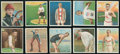 Boxing Cards:General, 1910 T218 Hassan/Mecca Champions Swimmers, Runners, Etc. Partial Set (54/91). ...