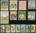 Non-Sport Cards:Lots, 1910's-1930's Sport and Non-Sport Collection (15). ...