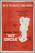 """Movie Posters:Comedy, Mon Oncle (Continental, 1958). One Sheet (27"""" X 41""""). Comedy.. ..."""