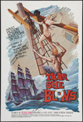 """Movie Posters:Adult, Thar She Blows (Entertainment Ventures, Inc., 1968). Autographed One Sheet (28"""" X 42""""). Adult.. ..."""