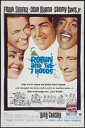 """Movie Posters:Comedy, Robin and the 7 Hoods (Warner Brothers, 1964). One Sheet (27"""" X 41""""). Comedy.. ..."""