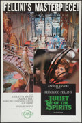 """Movie Posters:Fantasy, Juliet of the Spirits (Rizzoli, 1965). One Sheet (27"""" X 41"""").Fantasy.. ..."""
