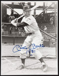 "Baseball Collectibles:Photos, Mickey Mantle ""1951"" Signed Oversized Photograph...."