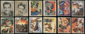 Non-Sport Cards:Sets, 1948 - 1950 Bowman Non-Sports Collection (100+) - From FourDifferent Series. ...