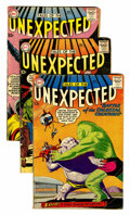 Silver Age (1956-1969):Horror, Tales of the Unexpected Group (DC, 1959-67) Condition: AverageVG.... (Total: 43 Comic Books)