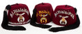Movie/TV Memorabilia:Costumes, Three Shriners Hats, 1960s-1970s.... (Total: 3 )