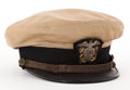 "Movie/TV Memorabilia:Costumes, A Navy Cap from ""Operation Pacific.""..."