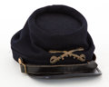 "Movie/TV Memorabilia:Costumes, A Hoot Gibson Cavalry Kepi Hat from ""The Horse Soldiers.""..."