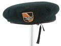 John Wayne Beret from the Green Berets