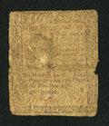 Colonial Notes:Pennsylvania, Pennsylvania April 25, 1776 9d Good-Very Good.. ...