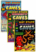 Bronze Age (1970-1979):Cartoon Character, Hot Stuff Creepy Caves #1-7 File Copy Group (Harvey, 1974-75) Condition: Average NM-. ... (Total: 21 Comic Books)