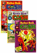 Bronze Age (1970-1979):Cartoon Character, Richie Rich Cash #1-47 File Copy Group (Harvey, 1974-82) Condition:Average NM-.... (Total: 114 Comic Books)