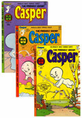 Bronze Age (1970-1979):Cartoon Character, Friendly Ghost Casper #196-243 Near-Complete Run File Copies Group(Harvey, 1978-88) Condition: Average NM-.... (Total: 81 ComicBooks)