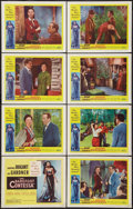 """Movie Posters:Drama, The Barefoot Contessa (United Artists, 1954). Lobby Card Set of 8(11"""" X 14""""). Drama.. ... (Total: 8 Items)"""