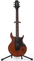 Musical Instruments:Electric Guitars, 1980's Hamer Prototype Mahogany Solid Body Electric Guitar,#412227....