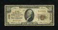 "National Bank Notes:Colorado, Fort Collins, CO - $10 1929 Ty. 1 The First NB Ch. # 2622. Acollection can be built around cities with ""Fort"" in their ..."