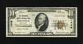 National Bank Notes:Maryland, Frederick, MD - $10 1929 Ty. 1 The Frederick County NB Ch. # 1449.Four nice margins frame this $10. Fine..  From ...