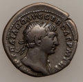 Ancients:Ancient Lots  , Ancients: ROMAN EMPIRE. Trajan (AD 98-117). Lot of three AR denarii(3). ... (Total: 3 coins)