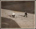 """Baseball Collectibles:Photos, 1921 World Series """"Yanks Beat Giants in First Game"""" Original Photograph...."""