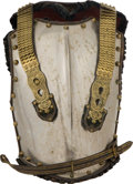 Military & Patriotic:Foreign Wars, French Cavalry Officer's Cuirass... (Total: 2 Items)