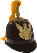 Military & Patriotic:Indian Wars, Model 1881 7th Cavalry Enlisted Helmet...
