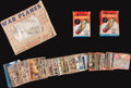Non-Sport Cards:Lots, 1930's-1950's Non-Sport Collection (225+ Individual cards) -War/Military Theme. ...