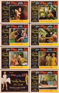 "Movie Posters:Comedy, The Seven Year Itch (20th Century Fox, 1955). Lobby Card Set of 8(11"" X 14"").. ... (Total: 8 Items)"