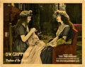"Movie Posters:Drama, Orphans of the Storm (United Artists, 1921). Half Sheet (22"" X28"").. ..."
