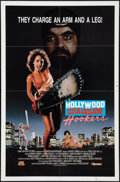 """Movie Posters:Horror, Hollywood Chainsaw Hookers (Camp Motion Pictures, 1988). One Sheet(27"""" X 41""""). Horror.. ..."""