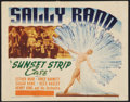 """Movie Posters:Crime, Sunset Strip Case (Grand National, 1938). Title Lobby Card (11"""" X14""""). Crime.. ..."""