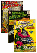 Silver Age (1956-1969):Science Fiction, Strange Adventures Group (DC, 1961-64) Condition: Average FN....(Total: 20 Comic Books)