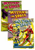 Silver Age (1956-1969):Science Fiction, Mystery in Space #75-95 Group (DC, 1962-64) Condition: Average FN.... (Total: 21 Comic Books)
