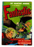 Golden Age (1938-1955):Horror, Fantastic #8 (Youthful Magazines, 1952) Condition: FN+....