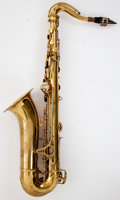 Musical Instruments:Horns & Wind Instruments, King Zephyr Brass Tenor Saxophone #318067....