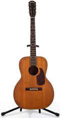 Musical Instruments:Acoustic Guitars, Vintage Gretsch Natural Acoustic Guitar #N/A....