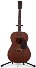 Musical Instruments:Acoustic Guitars, 1958 Gibson LG0 Mahogany Acoustic Guitar #T6992 16....