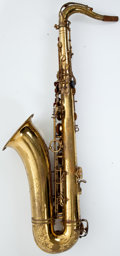 Musical Instruments:Horns & Wind Instruments, 1967 Selmer Mark VI Brass Tenor Saxophone #M123203....