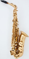 Musical Instruments:Horns & Wind Instruments, Cannonball Excalibur Brass Alto Saxophone #Y120188....