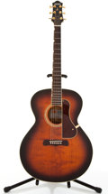 Musical Instruments:Acoustic Guitars, Gretsch G2100 Historic Series Sunburst Acoustic Guitar #GP00094388....