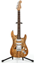 Musical Instruments:Electric Guitars, Boogie Bodies Boogie 1 Natural Solid Body Electric Guitar #N/A....