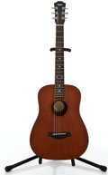 Musical Instruments:Acoustic Guitars, 2000 Taylor 301-M Mahogany Acoustic Guitar #20000204317-3....